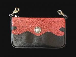 red-concho-cell-purse