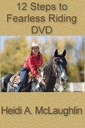12 Steps to Fearless Riding DVD