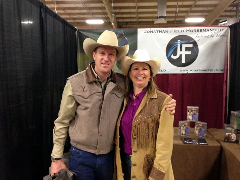 Canadian Horse Expert - Jonathan Field with Heidi McLaughlin